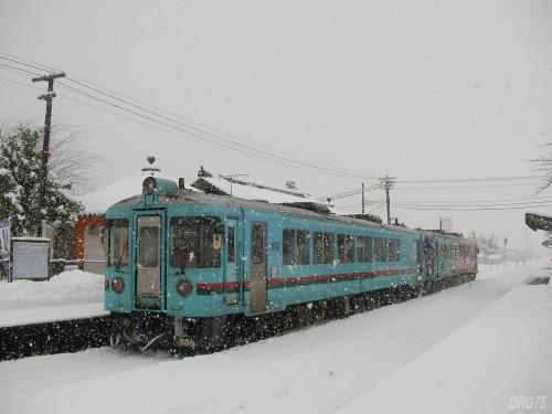 京丹後の丹後大宮駅
