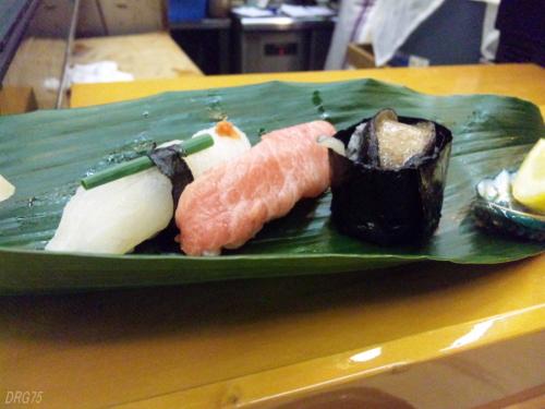 博多中洲の二葉鮨