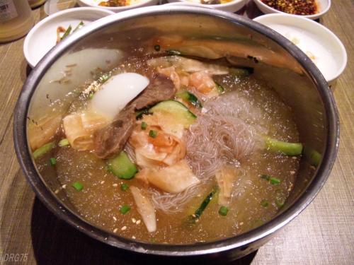 李さんの台所の冷麺