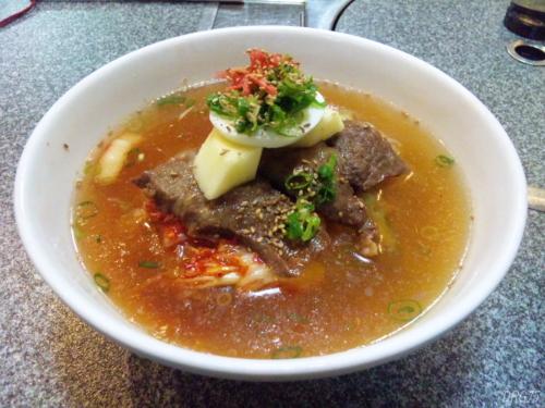 鶴橋かどや特別冷麺