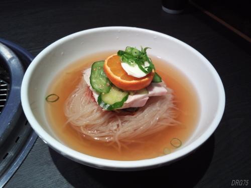 鶴橋一龍の冷麺