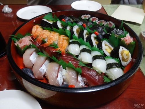 奈良の生駒寿司