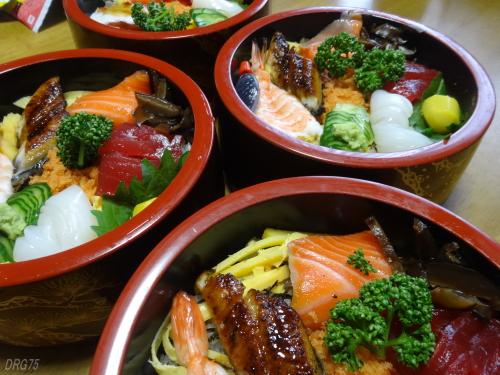 奈良の生駒寿司ちらし