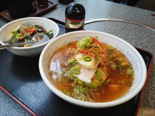 鶴橋かどや冷麺