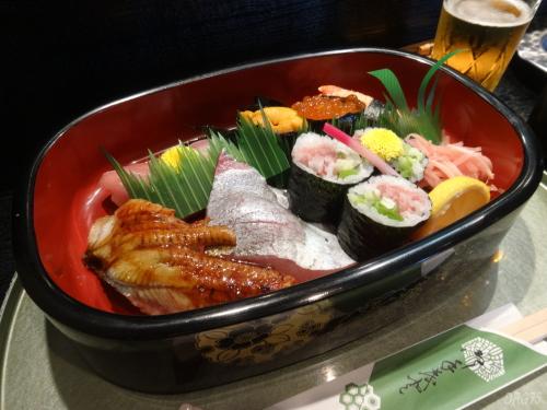 兵庫県西宮市上ヶ原こまつ寿司