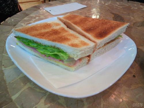 横浜珈琲店サンドイッチ