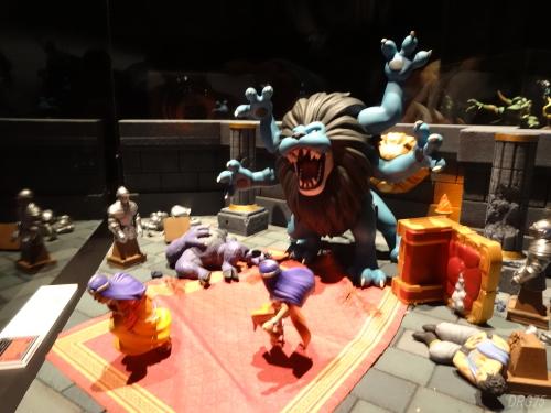 ドラゴンクエストミュージアム渋谷ヒカリエ