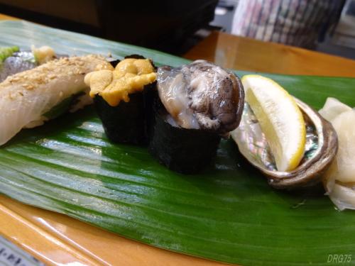 中洲の二葉鮨