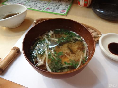 日本一美味い味噌汁
