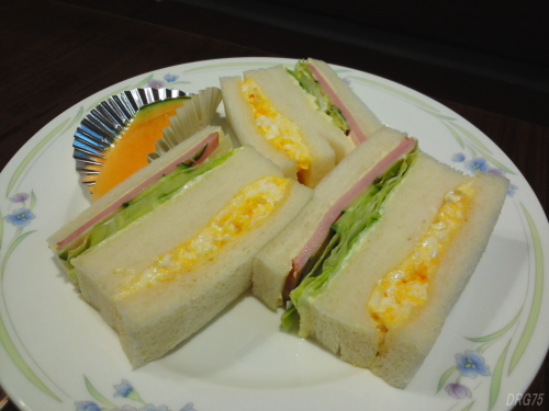 関内の関内の小島屋サンドイッチ