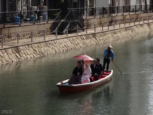 博多中洲川下り結婚式