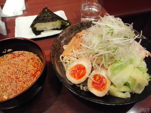 広島つけ麺ばくだんや渋谷