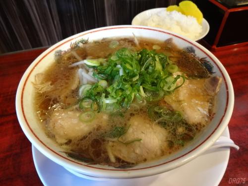 第一旭たかばし本店チャーシュー麺