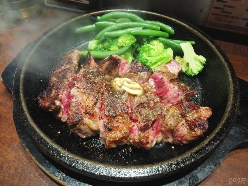 いきなりステーキのワイルド300g