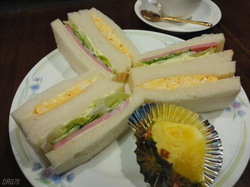 関内の小島屋サンドイッチ