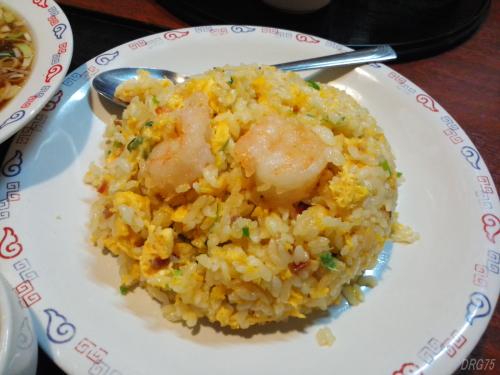 蒲田の華香楼の炒飯