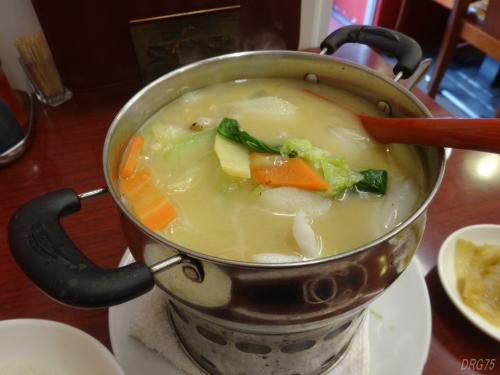 馬さんの店龍仙の龍仙鍋