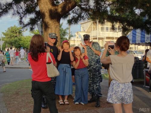 米海軍横須賀基地フレンドシップデー