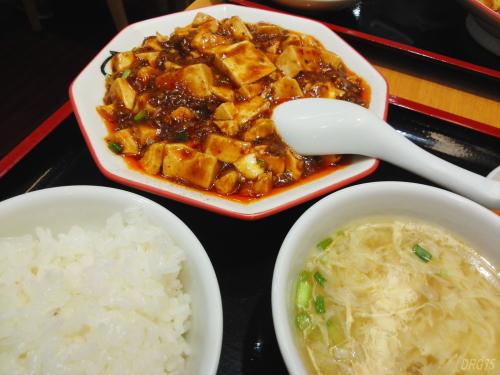 横浜ポルタ匠の麻婆豆腐