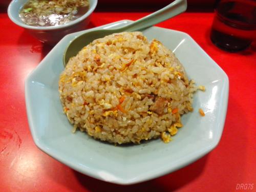 横浜の大和家の炒飯