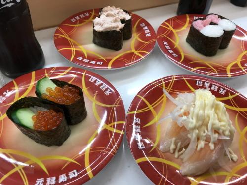 大阪なんば元禄寿司