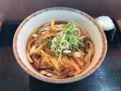 川崎立ち食い蕎麦新八