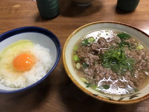 大阪なんば千とせ肉吸い小玉