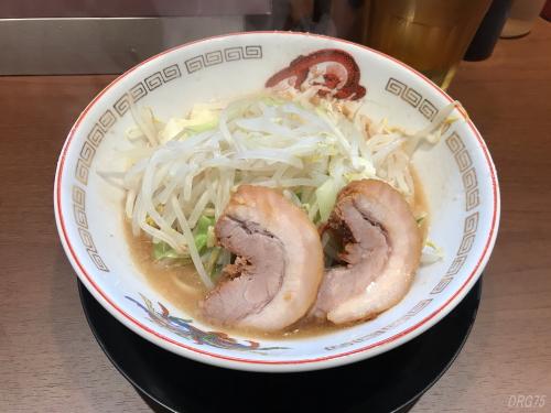 ラーメン豚山横浜西口店ミニラーメン