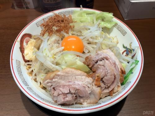 ラーメン豚山横浜西口店汁なし