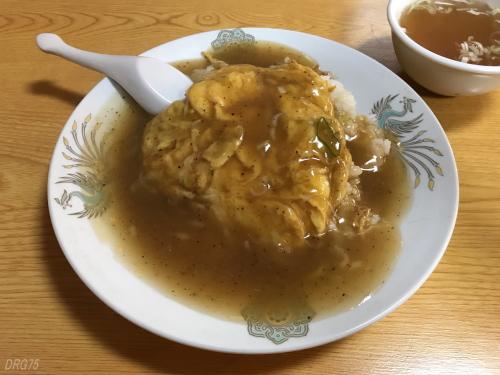 鳳林園の天津飯