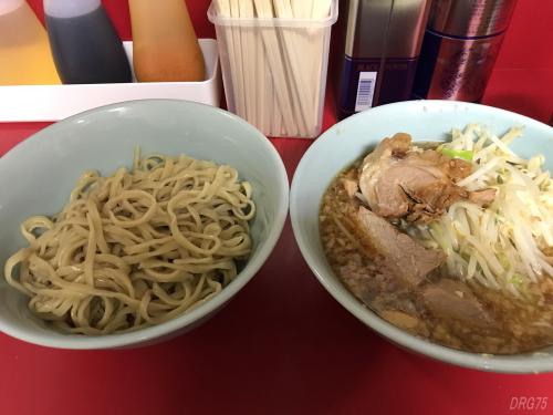 中山二郎ぎょったまつけ麺