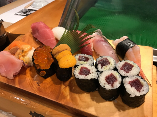横浜西口の貴船寿司