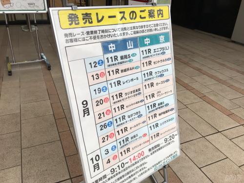 ウインズ横浜再開