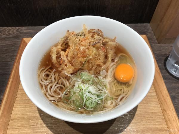新横浜の蕎麦いまい